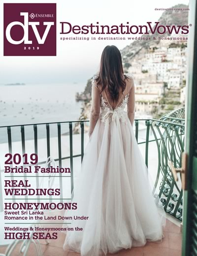 Destination Vows Magazine